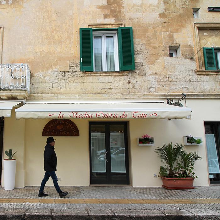 Ristorante La Vecchia Osteria Lecce