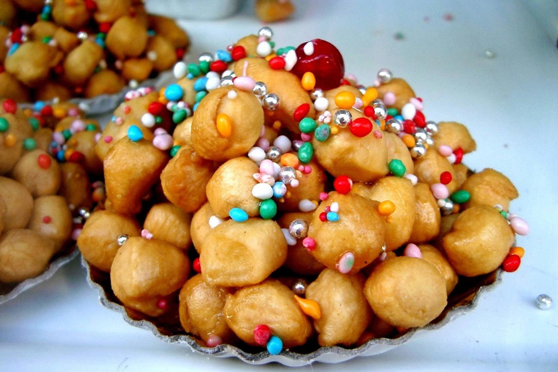 otto dolci tipi del salento