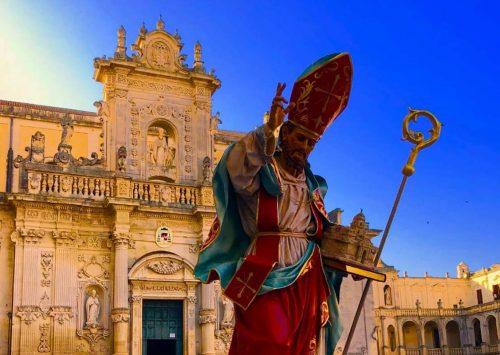 Sant'Oronzo: festa e tradizioni per il patrono di Lecce